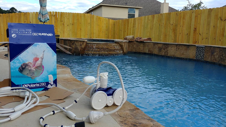 pool cleaner repair in Dallas TX